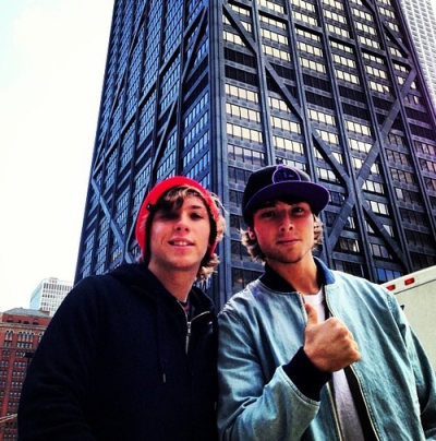 Strombergs in Chicago