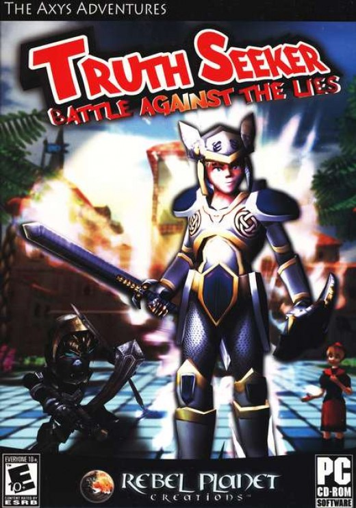 Truth Seeker on CD-ROM