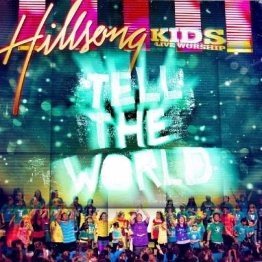 Hillsong Kids Music DVDS