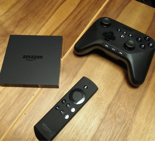 The Amazon Fire TV is clearly the better option in terms of gaming and processing power. That being said the Roku 3's interface and 1000+ channels is the option that most TV goers prefer.