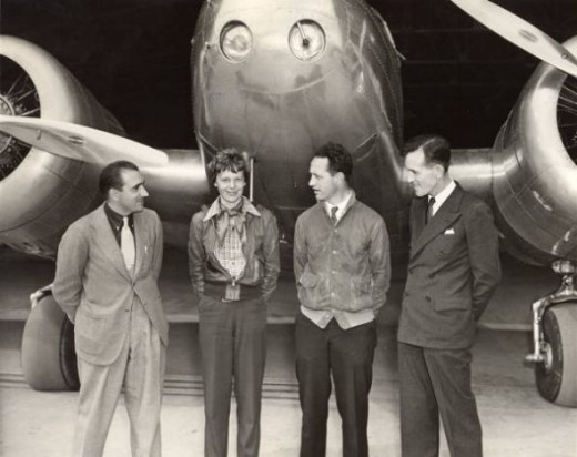 amelia earhart pictures