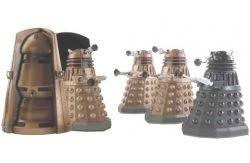 Don't poke the Daleks!
