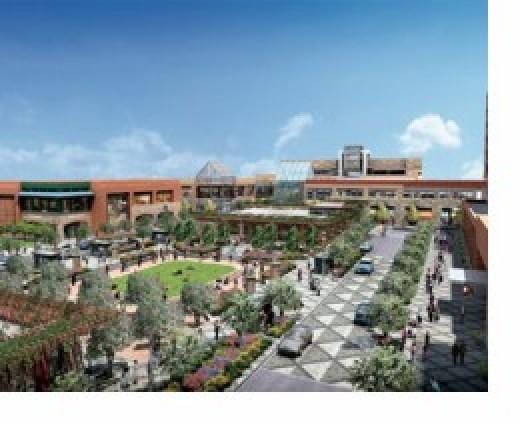 Ridge Hill Shopping Plaza