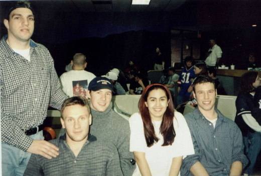 Albany River Rat 1999 Booster CLub Bowl-a-thon