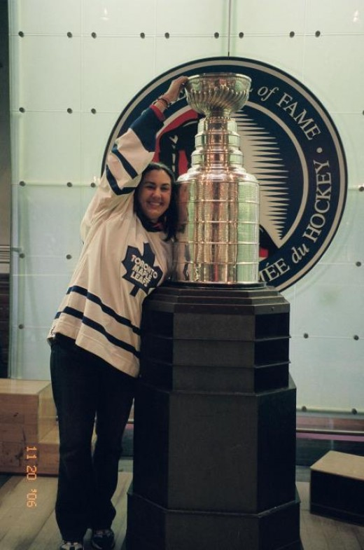 2006 Trip to Toronto With the Stanley Cup