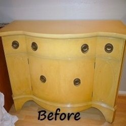 'Better After': DIY Furniture Transformations  Using Annie Sloan Chalk Paint