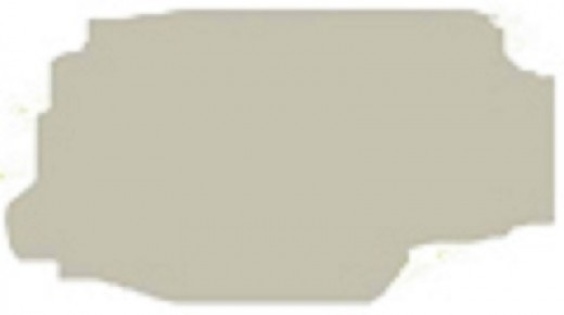 Country Grey - Putty color made with greenish raw umber