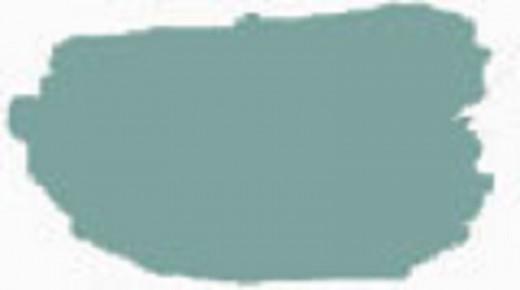 Duck Egg Blue - Soft greenish blue