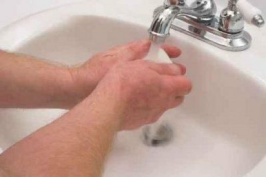 Remember to Wash Hands