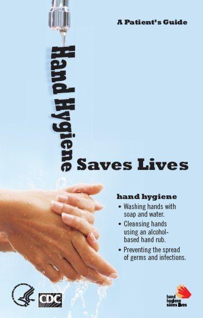 Good Hand Hygiene Saves Lives