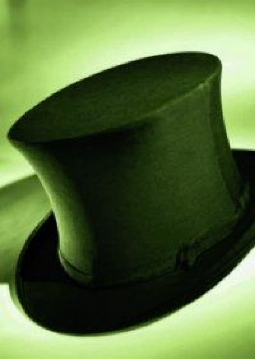 Wellington Top Hat