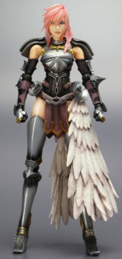 Final Fantasy XIII-2 Lightning Action Figure