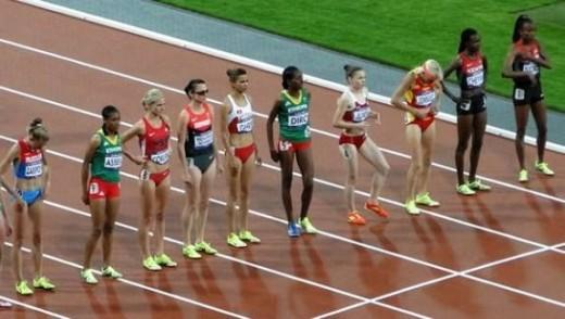 Women's 3000m Steeplechase Start