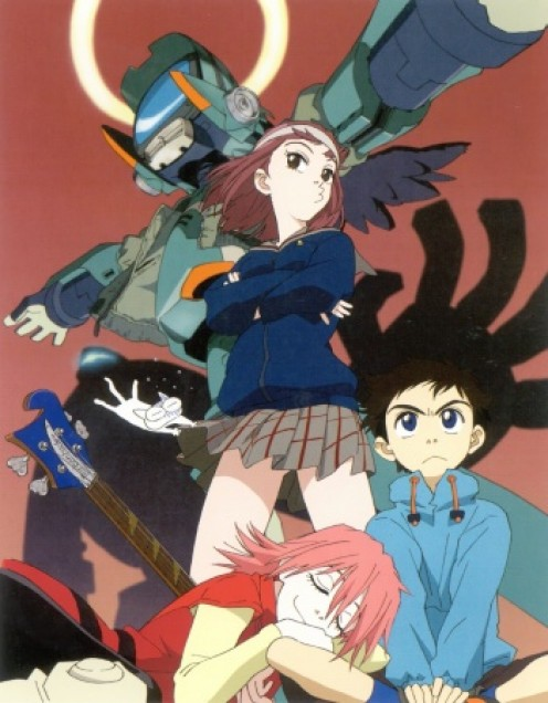 FLCL (Fooly Cooly)