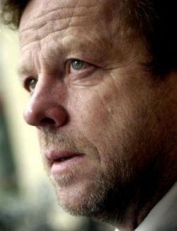Krister Henriksson as Kurt Wallander