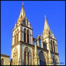 The church of el Carmen