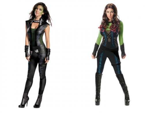 Gamora Halloween Costumes