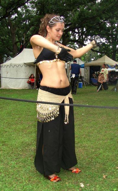 Belly Dancing