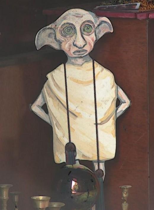 Dobi, the House Goblin