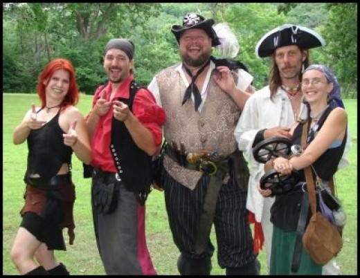 The Pirate Gang