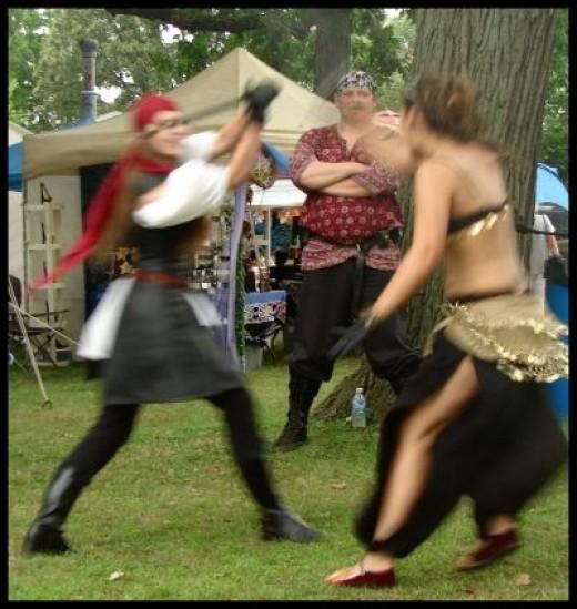 The Gypsy vs the Pirate