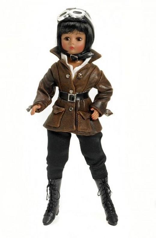 Bessie Coleman the Doll