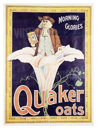 Quaker Oats Through the Years