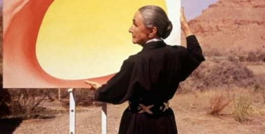 Georgia O'Keefe Credits Her Artistic Longevity on the Mesas of New Mexico to Rolfing