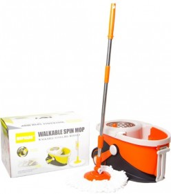 Mopnado Walkable Deluxe Spin Mop Review - Best Spin Mop