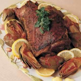 California Roast Lamb