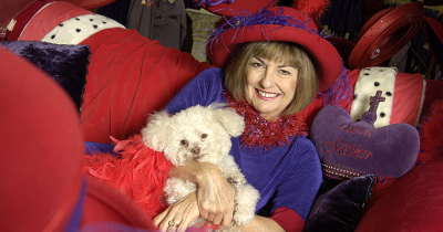 The Red Hat Society Founder ~ Sue Ellen Cooper