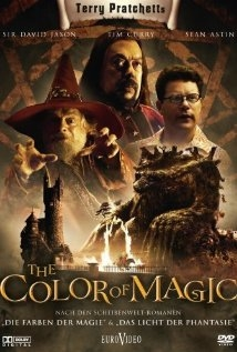 The Color of Magic Film Poster