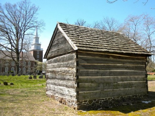 Schorn Log Cabin in New Sweden Park, Swedesboro, New Jerseywww.answers.com/topic/log-cabin#ixzz1yrzIn4qe