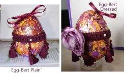 """Plastic Egg """"""""Eggbert"""""""