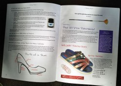 """Book Review: """"Sassy Feet: Paint, Embellish and LOVE Your Shoes (and Bags)!"""""""