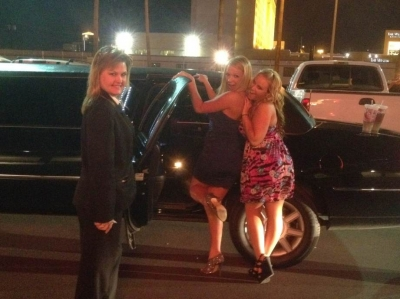 Chauffeur In Las Vegas