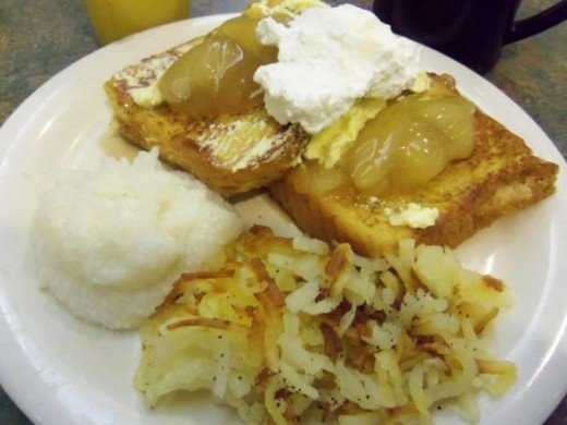 Photo by favored1 of French Toast Combo