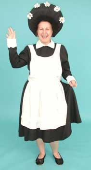 People love to dress like Amelia.