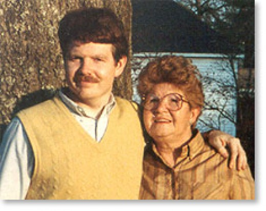 Herman & Peggy Parish 1985