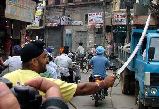 Sikhs clash with Dera Sach khand followers