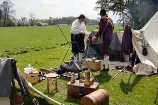 English Civiil War