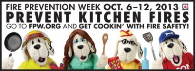 National Fire Prevention Week!