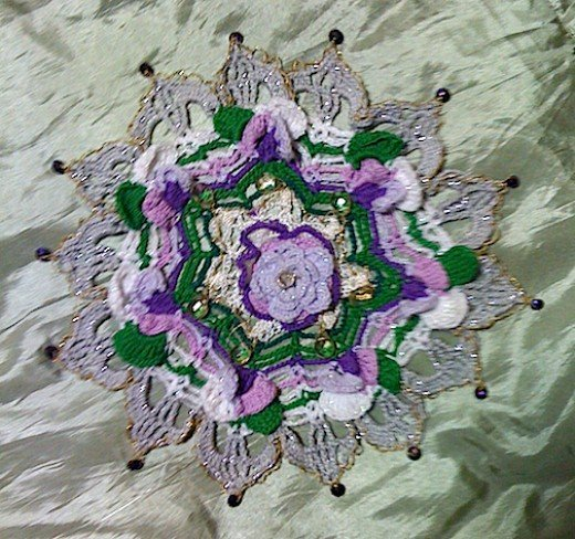 Laurie's Doily