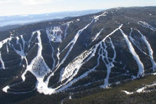 Silver Star Mountain Resort, BC, Canada