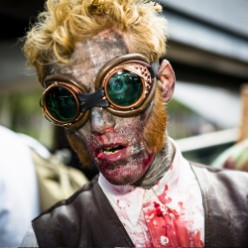 Homemade Undead Zombie Costumes - Gruesome Halloween Fancy Dress for Adults