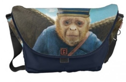Oz The Great and Powerful Messenger Bag