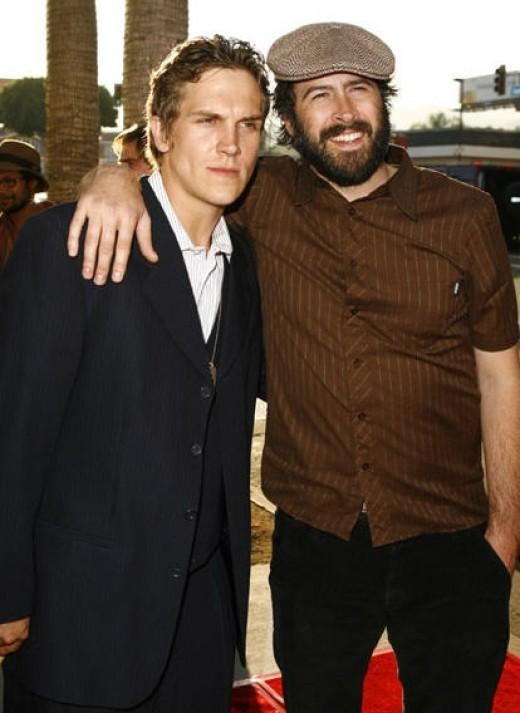 Jason Mewes and Jason Lee