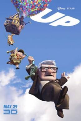 Disney Pixar's Up Movie