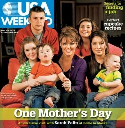 Sarah Palin and her family