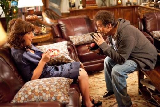 Al Pacino and Adam Sandler Jack and Jill